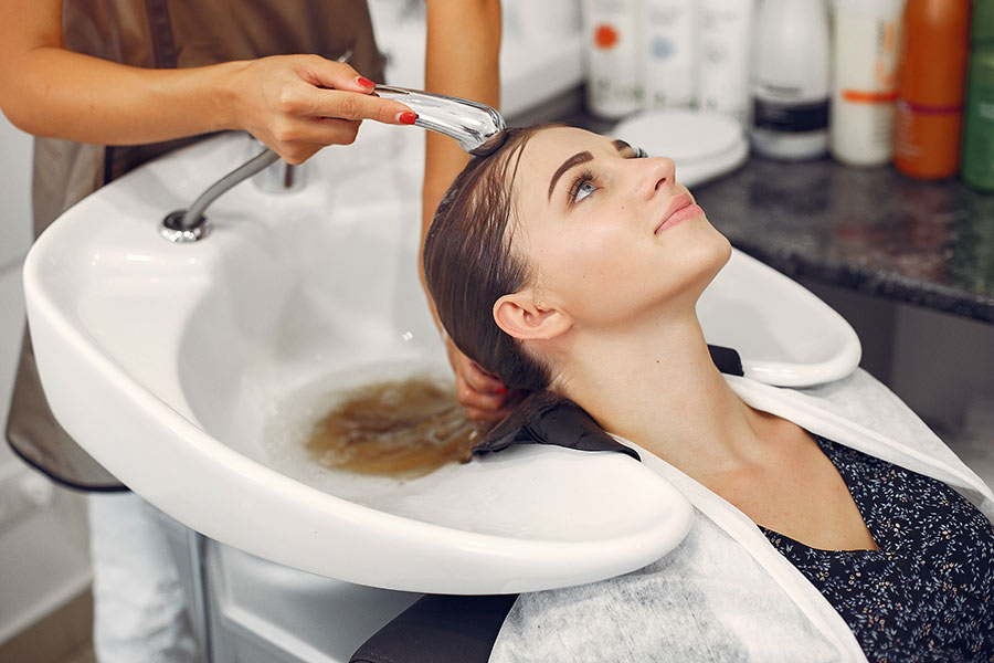 Cuidado del pelo para mujeres